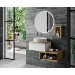 Mueble de Baño Duplo