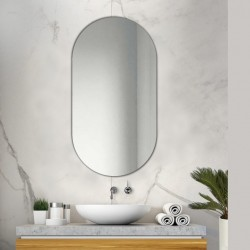 Espejo Ovalado Basic