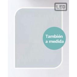 ESPEJO RETROILUMINADO LED MODELO HV 205