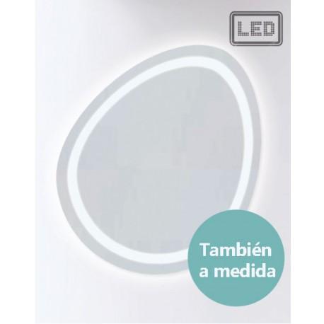 ESPEJO RETROILUMINADO LED MODELO HV 207