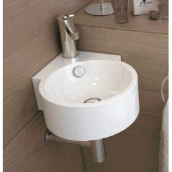 LAVABO DE SOBREENCIMERA ESSENZA SOLID SURFACE